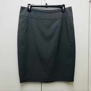 Mossimo stretch women's gray skirt size 12